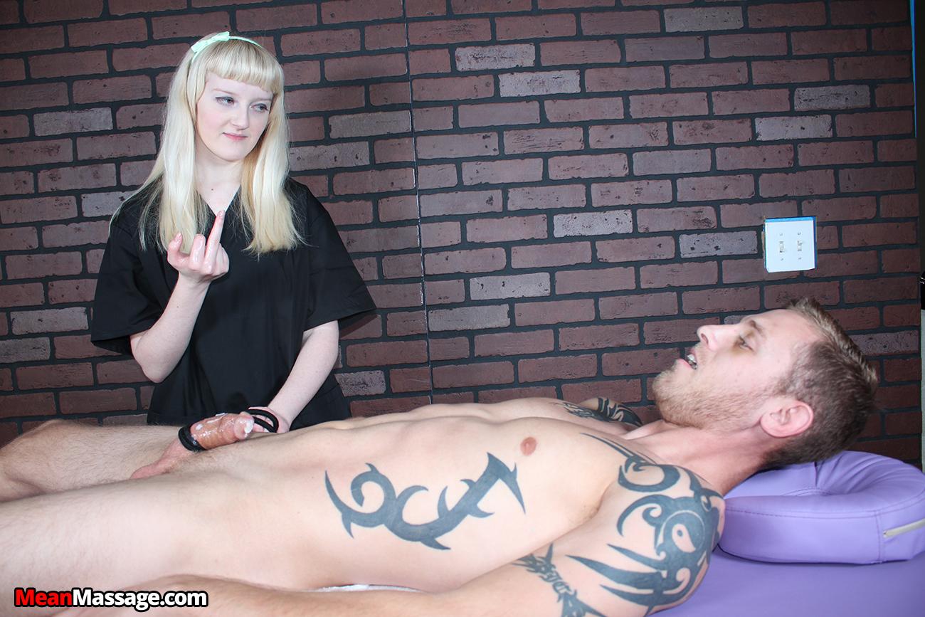 Black Happy Ending Massage