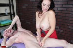 Charlee Chase post orgasm torture