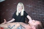 Crystal Orchid Dishes Out A Cruel Post Orgasm Torture