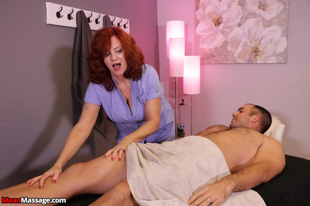 Mean Massage Andi James